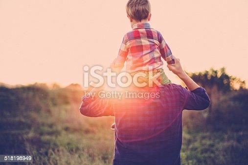 istock Fatherhood 518198949