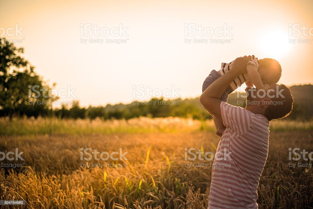 Vaterschaft – Foto