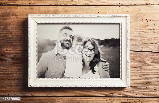 istock Fathers day composition 477576660