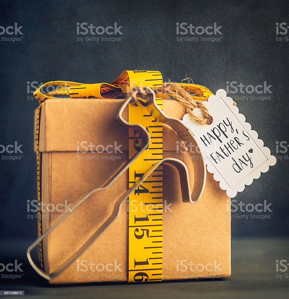 Father's Day gift for the DIY loving dad stock photo