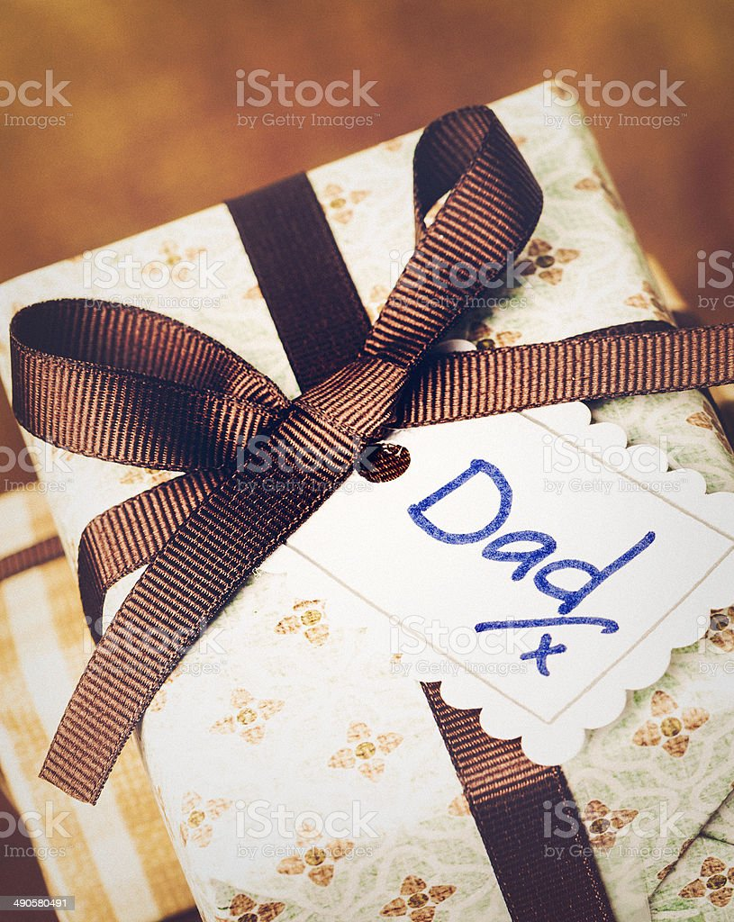 Father's Day Gifts royalty-free stock photo