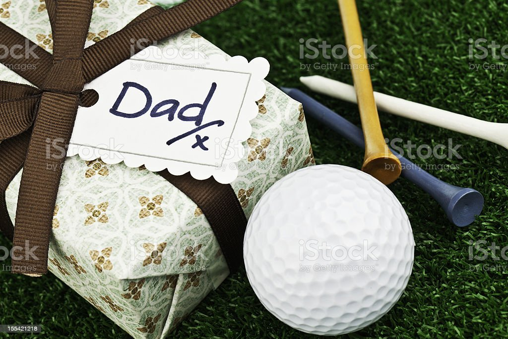 Fatheru0027s Day or Birthday Gift for the Golfer - Stock image . & Fathers Day Or Birthday Gift For The Golfer Stock Photo u0026 More ...
