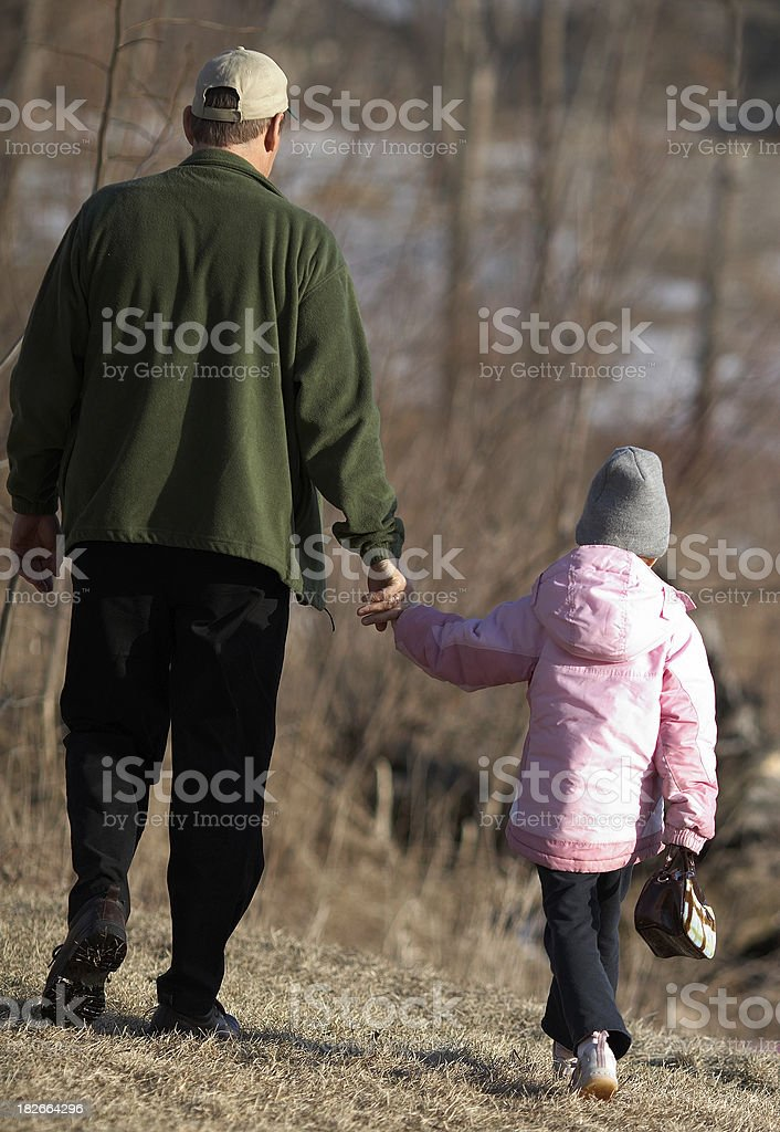 Father's Day royalty-free stock photo