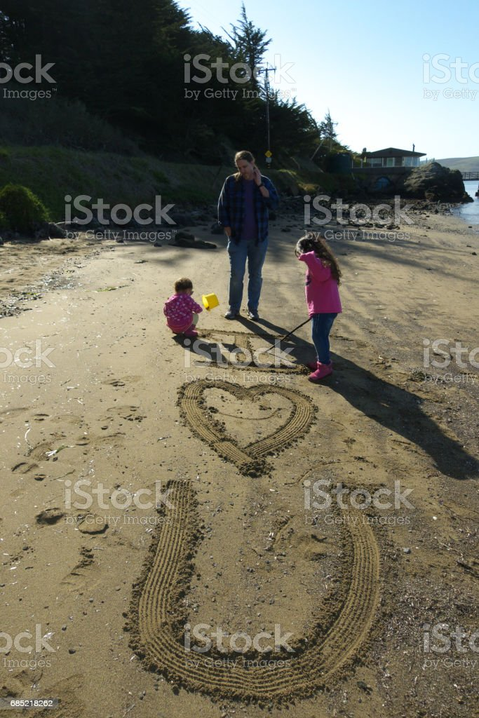 Father's 'I Love You' Note 12 foto de stock royalty-free