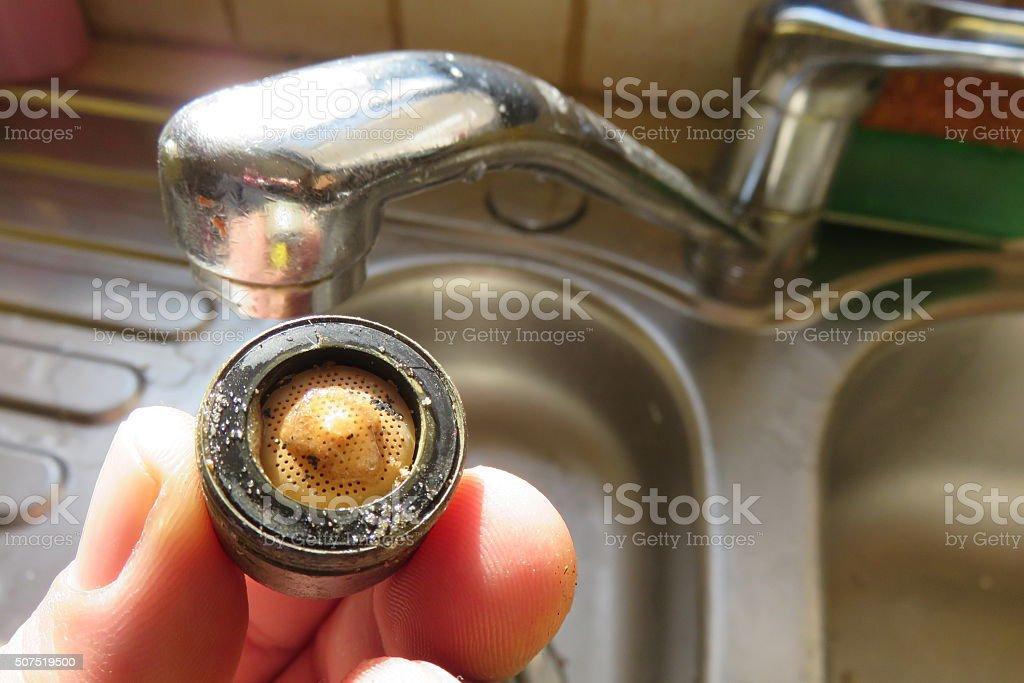 Wasserhahn filtern – Foto