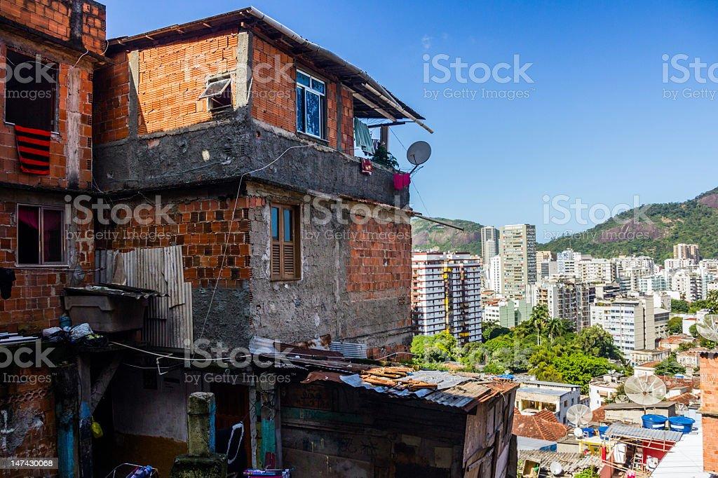 Favelas Santa Marta – Foto