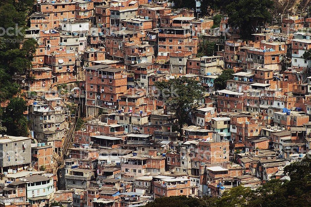 Gm Capital One >> Favellas A Poor Neighborhood In Rio De Janeiro Stock Photo ...