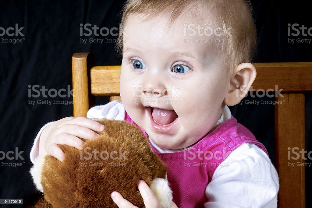 Favorite Toy royalty-free stock photo