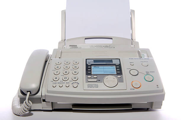 Best Fax Machine Stock Photos, Pictures & Royalty-Free ...