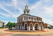istock Fayettevile North Carolina Downtown City Center Hay Street 1003829042