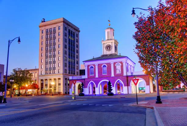 Fayetteville, North Carolina stock photo