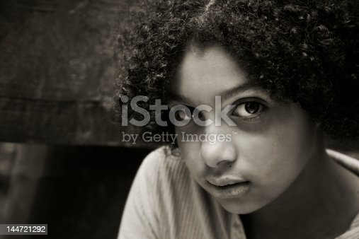 istock Fear and Sadness 144721292