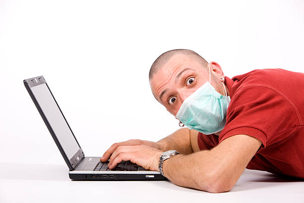 paura di influenza - china drug foto e immagini stock
