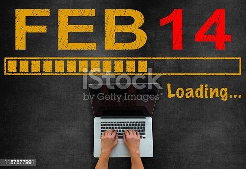 February 14 Is loading on Blackboard