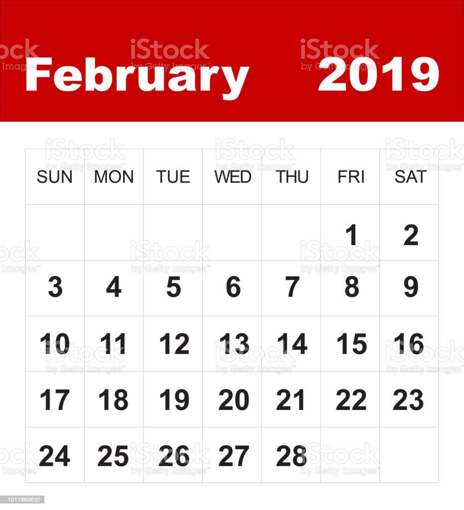 Kalender Februar 2019 – Foto