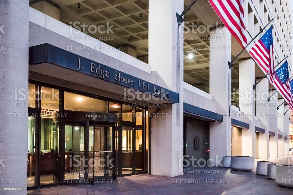 Fbi federal bureau of investigation headquarters on pennsylvania
