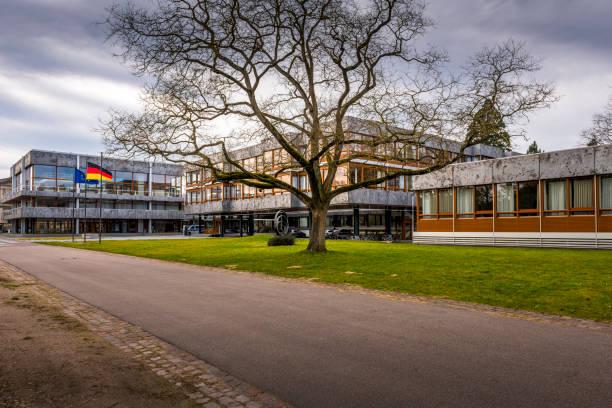 Gebäude des Bundesverfassungsgerichts in Karlsruhe – Foto