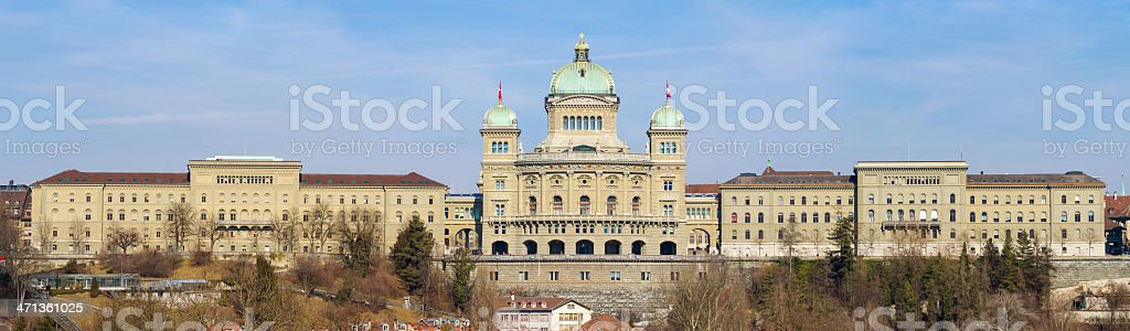 Bundeshaus in Bern – Foto