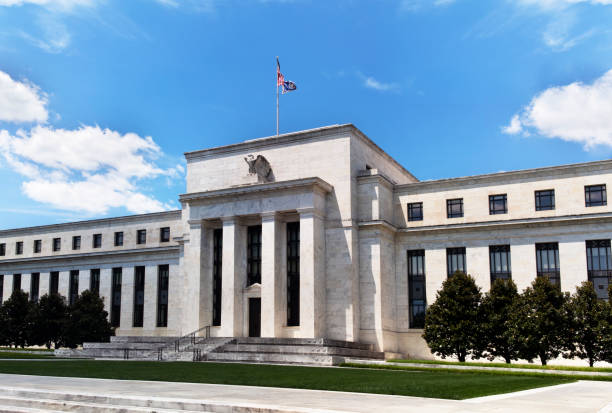 Federal Reserve Board stock photo