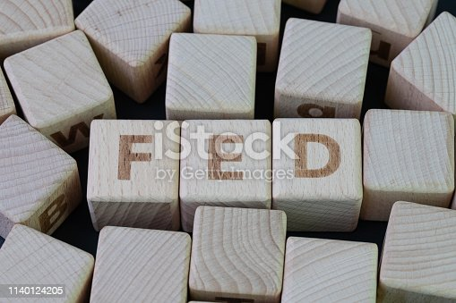 istock FED, Federal Reserve concept, cube wooden block with alphabet building the word FED at the center on dark blackboard background, the institution to control US financial banking 1140124205
