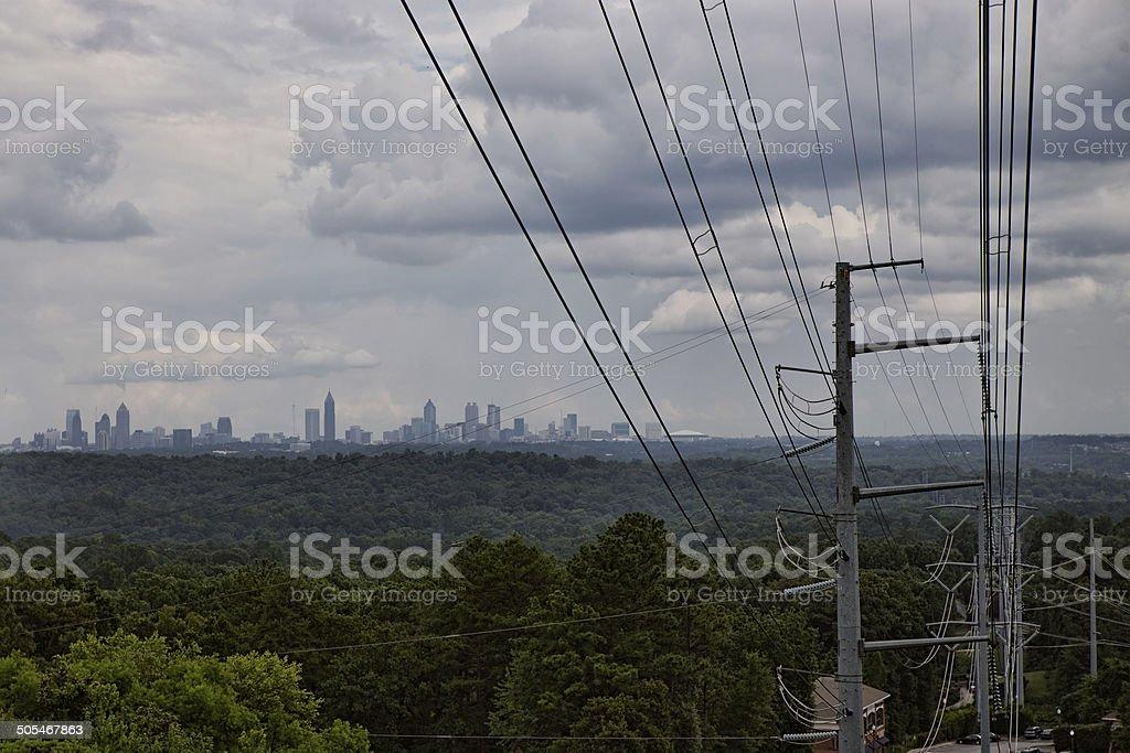 Feed the City stock photo