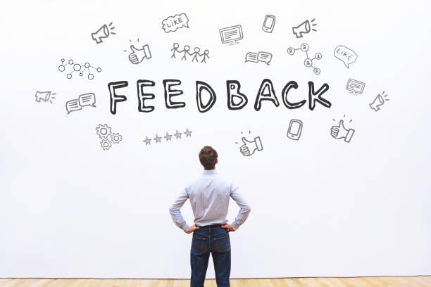 feedback-konzept - feedback stock-fotos und bilder