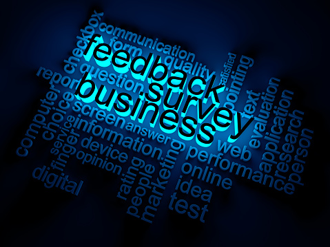 istock Feedback  Survey  Business wordclouds concept 615794928