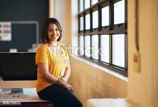 590241864istockphoto I feel at home in my workplace 826276472