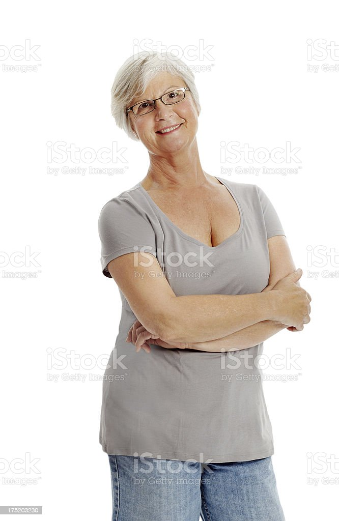 I feel great about my lifestyle royalty-free stock photo
