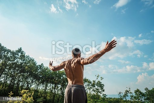 485902386 istock photo Feel the nature 1154836648