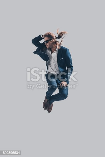 664626542 istock photo Feeling comfortable in his style. 620396504