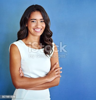 507896586istockphoto Feeling confident about my career 507881926