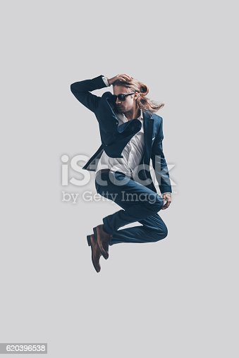 664626542 istock photo Feeling confident in his perfect style. 620396538