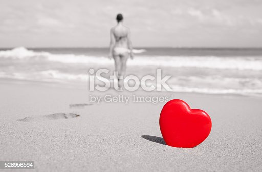 istock Feeling connected to nature. 528956594