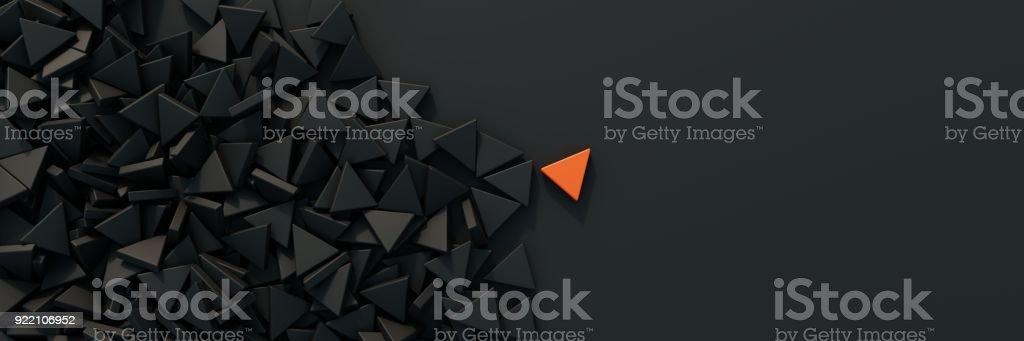 Feeling Different stock photo