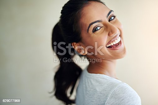 istock Feeling fantastic and it shows 629077968