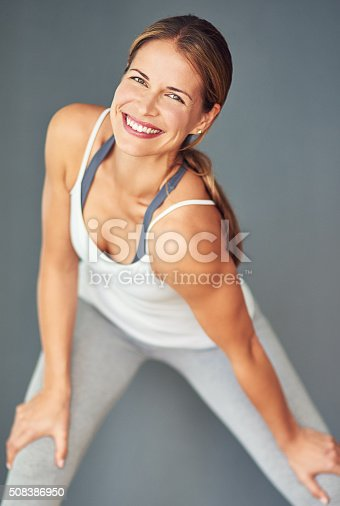 508386622 istock photo Feeling fit and fab 508386950