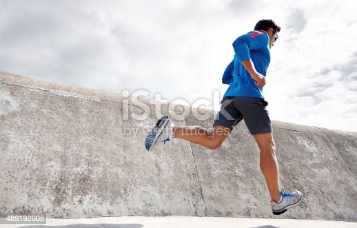 istock Feeling good and keeping fit! 489192005