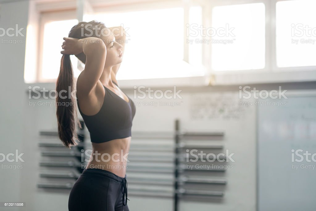 Feeling good energy - foto de stock