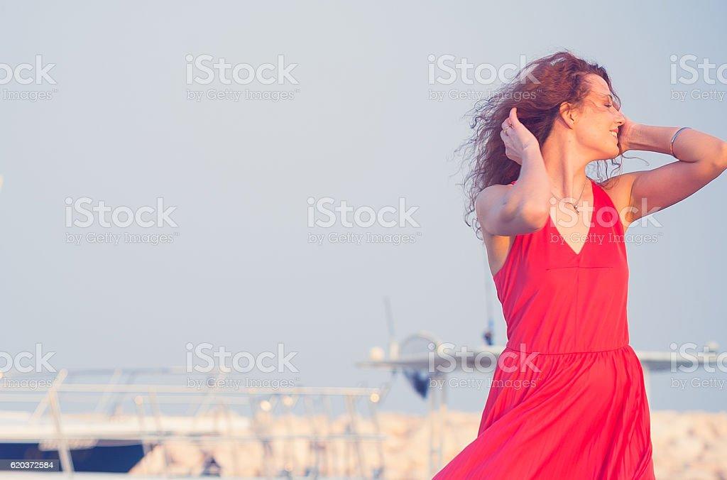 Feeling like, I am in love again zbiór zdjęć royalty-free