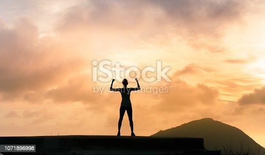 952953174 istock photo Feeling motivated 1071896998