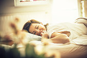 istock Feeling rested and refreshed. 1043487650
