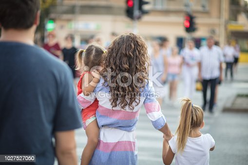 135384905 istock photo Feeling safe with your mother. 1027527050