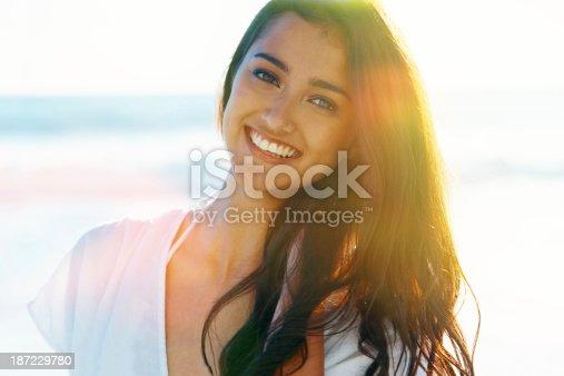 istock Feeling serene in the sunshine 187229780