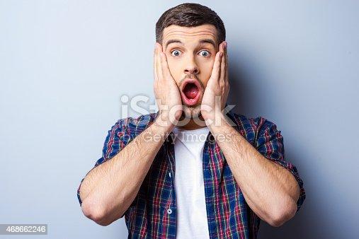istock Feeling shocked. 468662246
