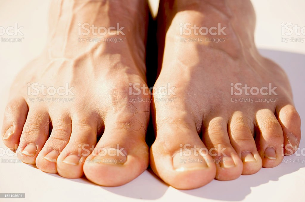 Feet are Neat royalty-free stock photo