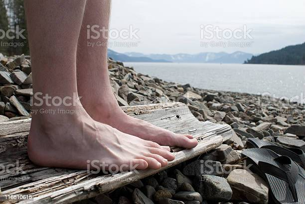 Füße Auf Pend Oreille Stockfoto und mehr Bilder von Abgeschiedenheit