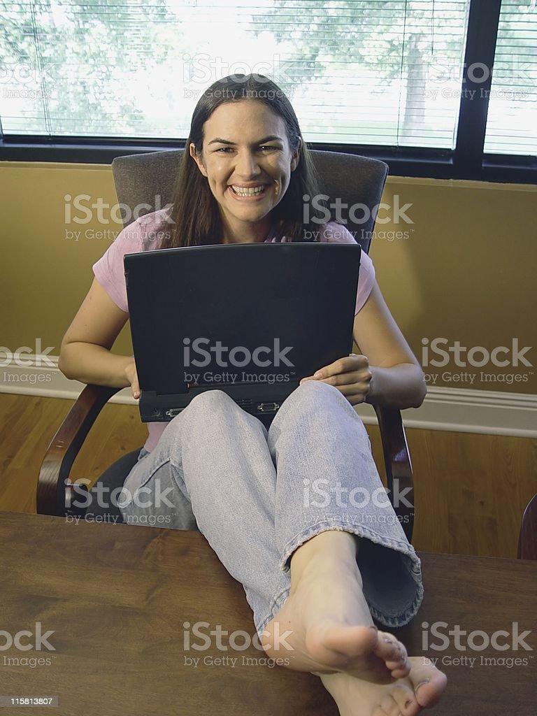 Feet - Part 3 royalty-free stock photo