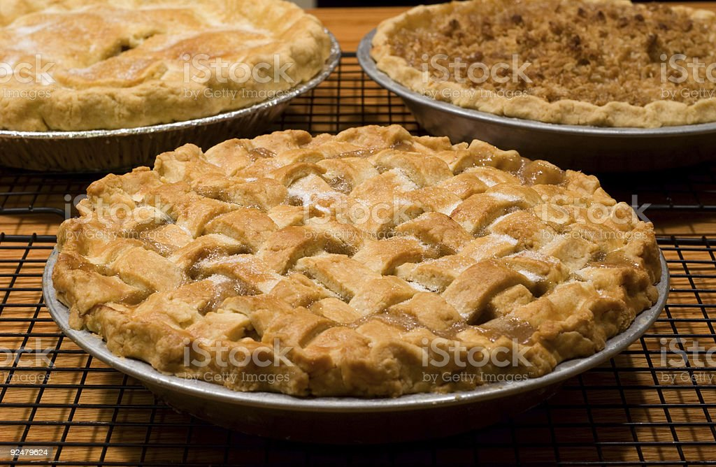 Pies royalty-free stock photo