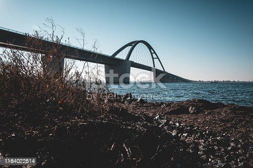 Fehmarnsund Bridge, Fehmarn Germany